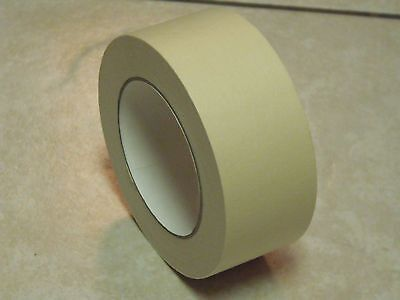 1 Roll - 2 Inch X 60 Yards - Industrial Grade Masking Tape
