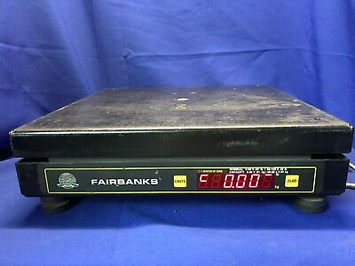 Fairbanks 70-2453-4 Maxiship Heavy Duty Scale