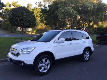 **HONDA CR-V 2007** SPORT, AUTO, 4WD, LOW KMS, RWC, REGO, A1 Southport Gold Coast City Preview