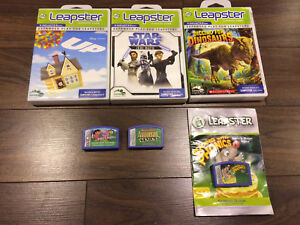 Leapster 6 Games for $10