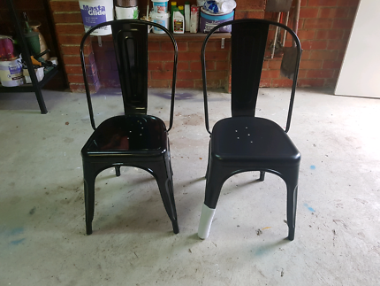 Dining chairs x 2 $50