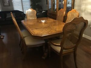 DINING ROOM TABLE U0026 CHAIRS