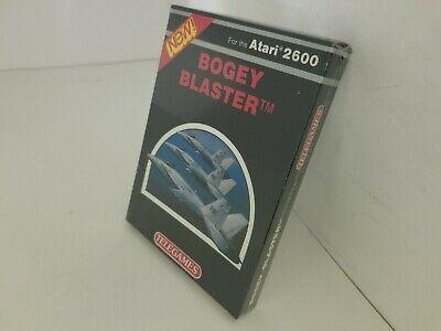 Nuevo Precintado Con / Arrugada Caja Bogey Artificiero Juego para Pal Atari...