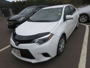 2014 Toyota Corolla CE-BLUETOOTH! ONLY 40K! CRUISE CONTROL!