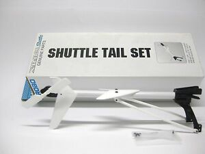 Original HIROBO Heckausleger Shuttle Tail Set XRB 0301-105 NEU
