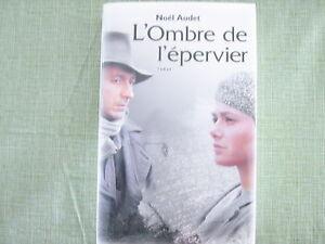 L'OMBRE DE L'ÉPERVIER  **  LIVRE NEUF de Québec Loisirs  ** Saguenay Saguenay-Lac-Saint-Jean image 1
