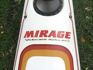 Mirage 580 ocean kayak Wynnum Brisbane South East Preview