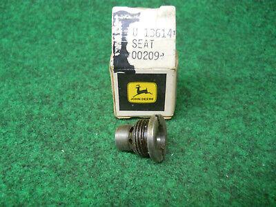 John Deere U13614 Hyd Valve Seat Bin71 Fits 1010 2010 350c 350d 450c 450d 550