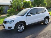 2011 Volkswagen Tiguan Wagon Edge Hill Cairns City Preview