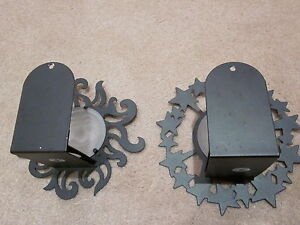 Sun and Moon Wall Sconces Cambridge Kitchener Area image 4