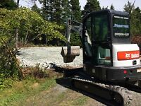 Excavation,landscaping, septic services