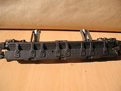 Tail Clamp Assembly For Heidelberg Quickmaster Or Printmaster Presses