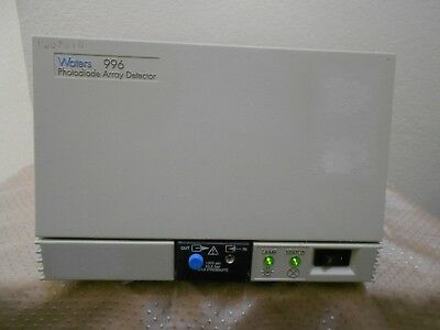 Waters 996 Photodiode Array Uvvisible Hplc Detector Excellent Condition