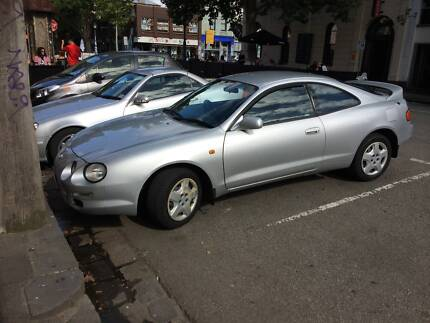 1999 Toytoa Celica ZR Silver Manual Low Km, Excellent condition Carlton Melbourne City Preview