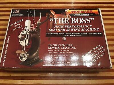 Tippmann Boss Sewing Machine used