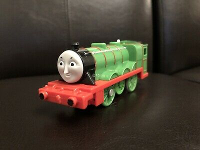 Thomas Trackmaster - Motorized Train Henry 2009 Rare design