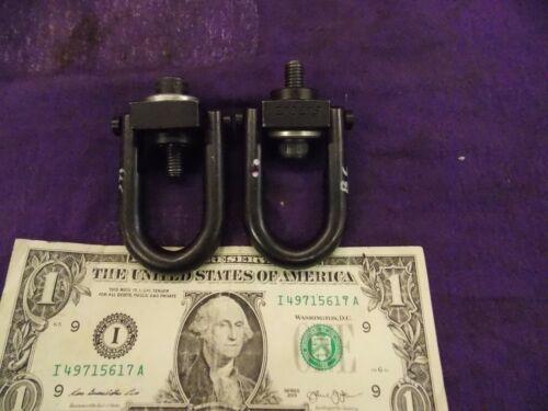 2 New Jergens 23456 Swivel Hoist Ring 400KG 8mm Rigging Lifting Eye