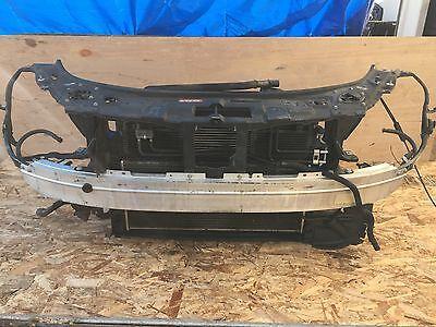 MERCEDES W216 W221 CL600 CL65 V12 FRONT CLIP RADIATOR SUPPORT BUMPER REBAR OEM