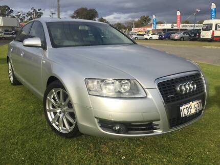 Audi A6 3.0 TDI Quattro ***ONLY 85,000KMS IMMACULATE CONDITION**