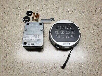 Kaba Lagard 39e Dead Bolt Safe Lock And Keypad - Used