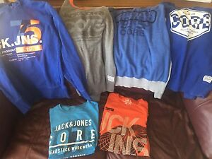 Jack & Jones Hoodie, Sweaters and T-shirts