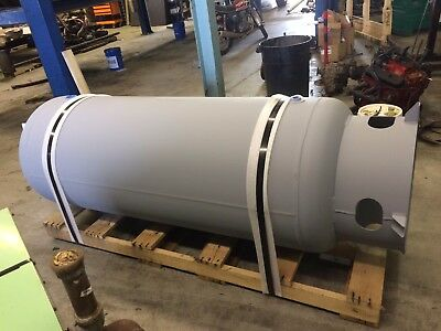 120 Gallon Vertical Air Receiver Tank