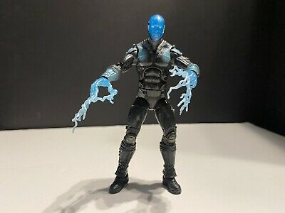 "Marvel Legends Blue Electro Amazing Spider-Man 2 Movie 6"" Action Figure Hasbro"