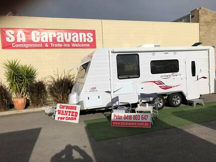 2016 Jayco Starcraft 19' Caravan with Rear Ensuite Klemzig Port Adelaide Area Preview