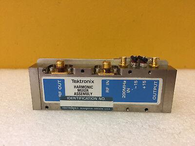 Tektronix 119-1640-01 Harmonic Mixer Assy For 492 490 Spectrum Analyzer. Tested