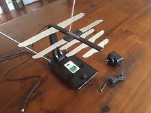 Digital Amplified Indoor Full HD TV Antennas stock - VHF/UHF/FM Wantirna South Knox Area Preview
