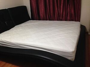 King bed $120 Arndell Park Blacktown Area Preview