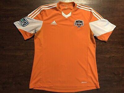 size 40 118d3 a070f Soccer-MLS - Houston Dynamo Jersey - 3 - Trainers4Me