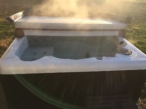 2 year old hot tub for sale