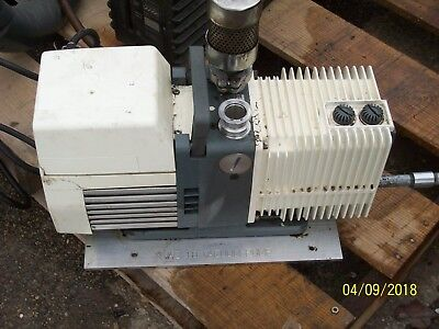 Tuthill Kvac-10 Dual Stage Rotary Vane Vacuum Pump See Description