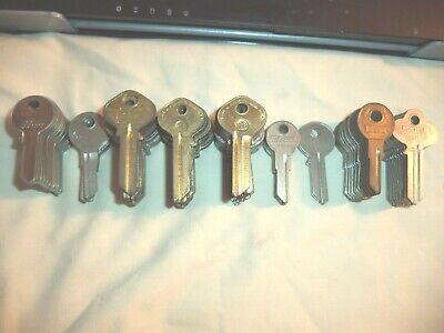 119 Nos Key Blanks - Sksl Series - Ilco Cole Taylor Curtis - Padlockslocks