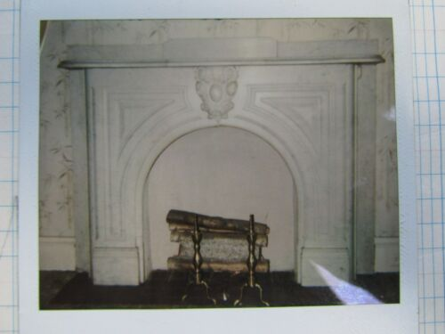 ANTIQUE SOLID CARRARA MARBLE FIREPLACE IN THE ITALIANATE STYLE