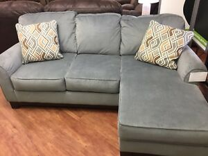 Ashley blend marine Sofa chaise