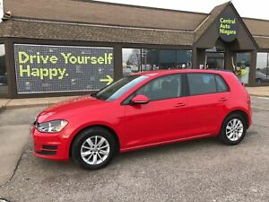 2015 Volkswagen Golf 5 - Door Trendline / HEATED SEATS / PARK AS