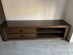 Tv unit, coffee table and lamp table