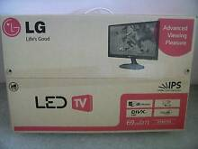 LG 69cm FULL HD LED ( 99% ) New Condition + Box Belmore Canterbury Area Preview
