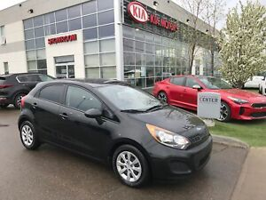 2015 Kia Rio LX+ | BLUETOOTH | HEATED SEATS | FACTORY WARRANTY