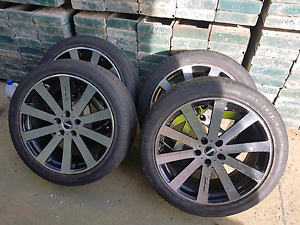 2 sets of wheels need to go or swap Isabella Plains Tuggeranong Preview