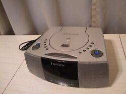 Emerson SmartSet CD/Clock/AM/FM Radio/Dual Alarms CKD5808