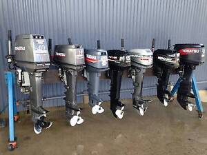 USED OUTBOARDS - SEVERAL SIZES!!     From $799 Mackay Mackay City Preview