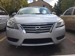 Nissan Sentra 2013 BEAUTIFUL JUST CLEANED CAR!