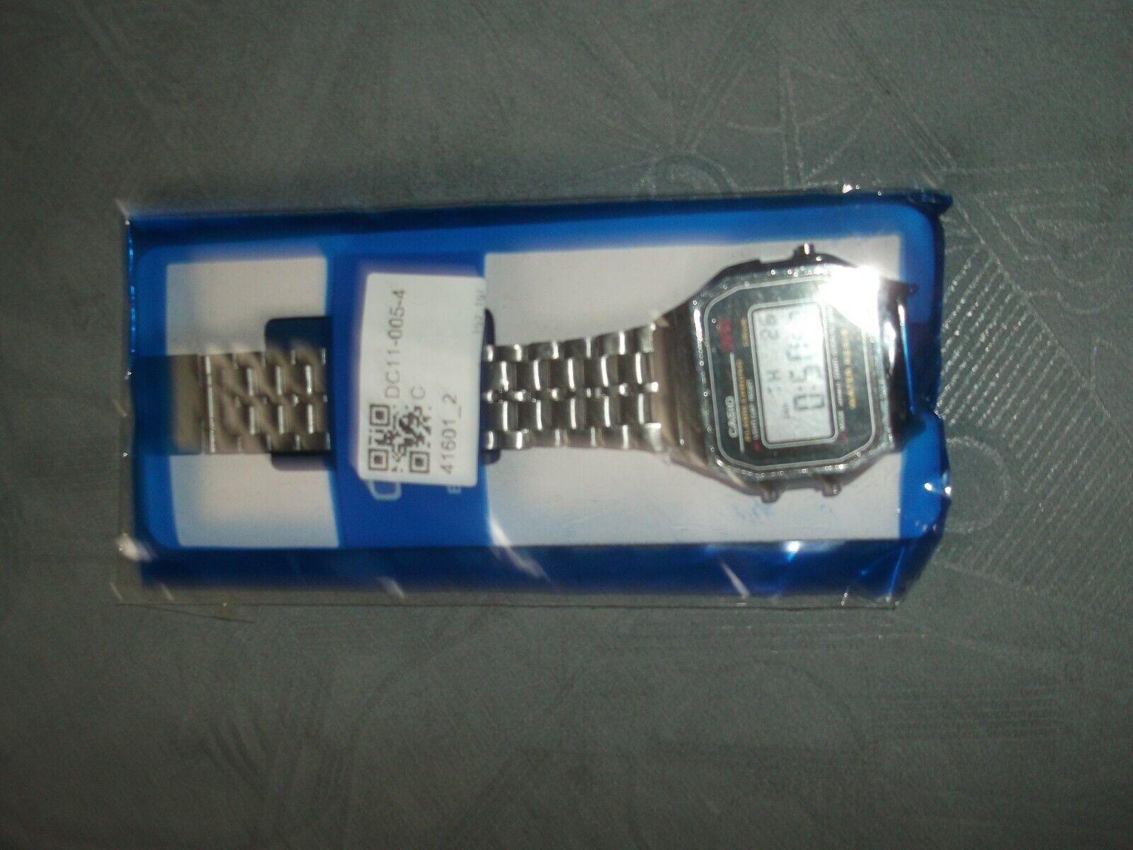 Herrenuhr, Armbanduhr Retro Uhr 70er 80er Style Watch, Digital Uhr HAULED 01