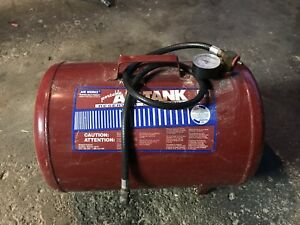 Air Pig Compressed Air Tank