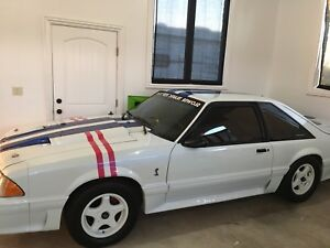 1987 mustang gt possible trade for sport bike..