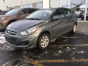 2012 Hyundai Accent -