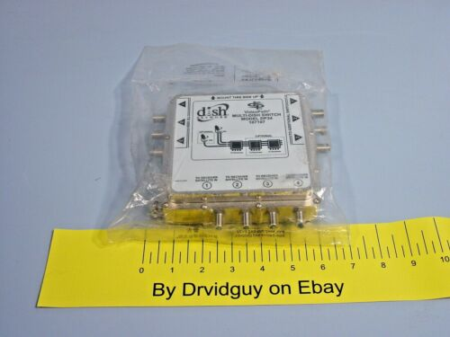 Dish Network DP34 VideoPath Multi-Dish Switch